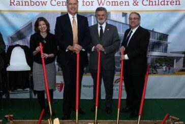 University Hospitals Breaks Ground in Cleveland's MidTown Neighborhood