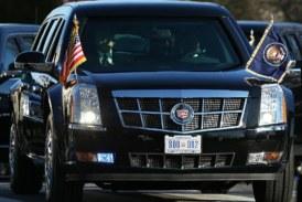 El nuevo vehículo presidential de Donald Trump será casi indestructible