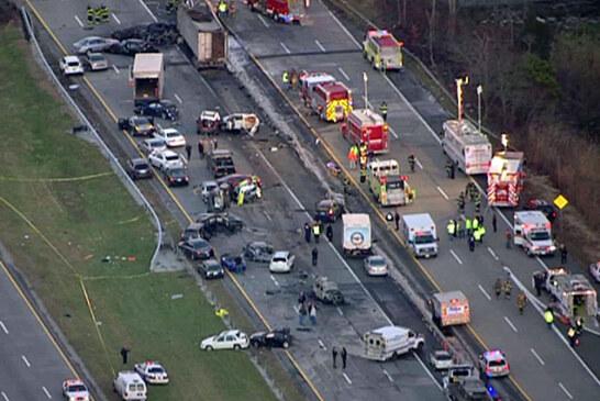 Aumentan las fatalidades en las carreteras de Estados Unidos