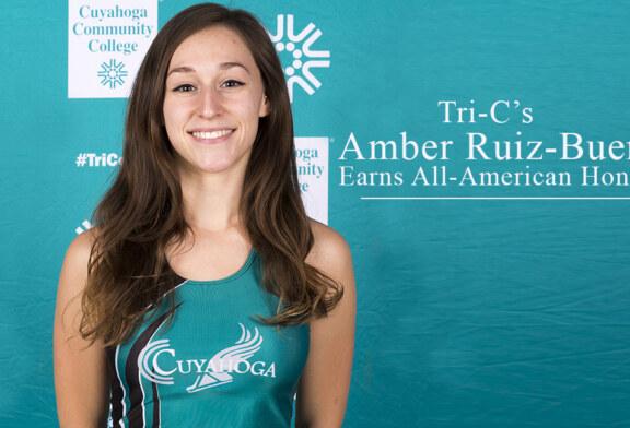 Tri-C's Amber Ruiz-Bueno Earns All-American Honors