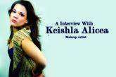 Conversando con Keishla Alicea: Maquilladora con profesionalismo