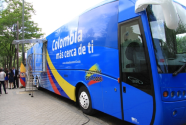 JORNADA DE CONSULADO MOVIL DE COLOMBIA EN OHIO