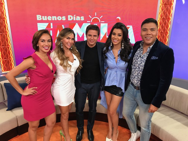 Estrellas Hoy Cast Traffic Club
